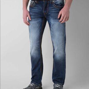 Rock Revival Foxe Slim-Straight Jean